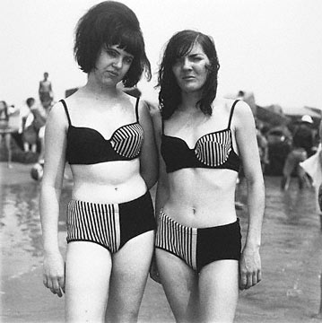 Diane Arbus Fashion Photography